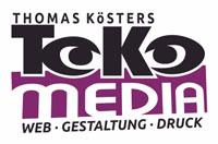 Eigene Homepage machen lassen von ToKo-Media Rosenheim